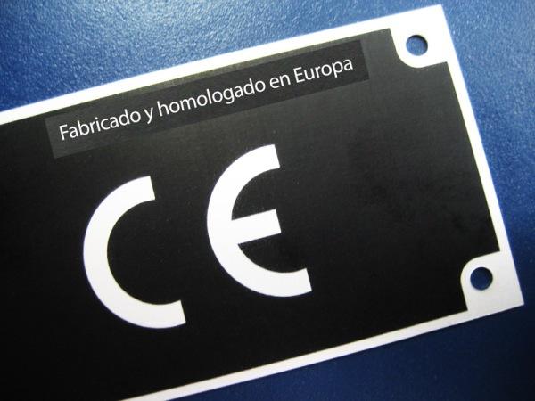 puertas de garaje certificadas CE
