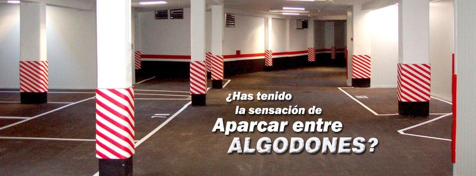 Protectores para puertas de garaje y parkings vicape com - Automatismos para puertas de garaje ...