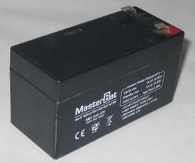 Batería de 24V para motores de puertas automáticas